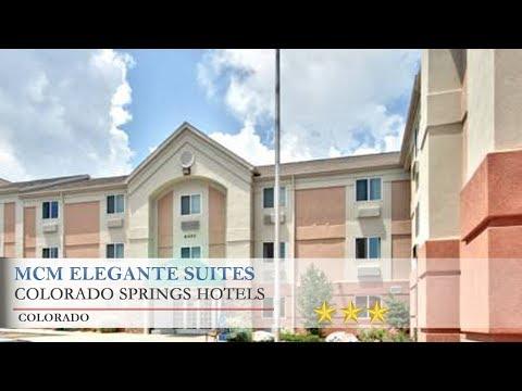 MCM Elegante Suites - Colorado Springs Hotels, Colorado