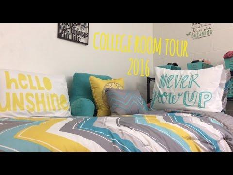 Famu Dorm Room