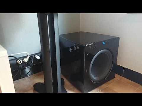 Velodyne SPL1200 Ultra 'Bass I Love You'