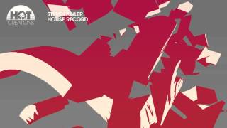 Steve Lawler - House Record