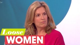 Penny Lancaster Opens Up About How PMS Effects Her Marriage | Loose Women