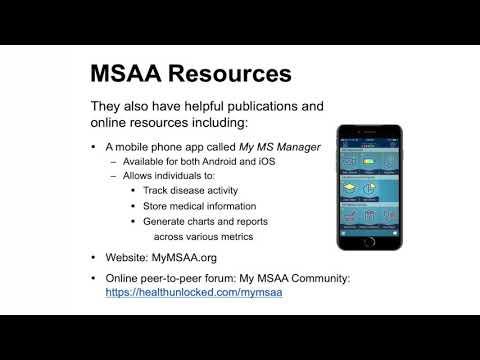 Understanding Multiple Sclerosis: How MSAA Can Help