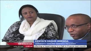 KTN Newsdesk Full Bulletin 18th Nov 2015