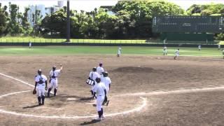 2016/4/30 天理高校 シートノック 中村良二 検索動画 12