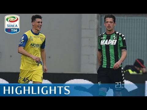 Sassuolo - Chievo - 1-3 - Highlights - Giornata 24 - Serie A TIM 2016/17