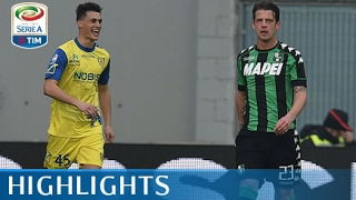 Video Gol Pertandingan Sassuolo vs Chievo Verona