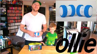 Sphero Ollie - Unboxing/Setup/Review - Hottest Toy of 2015