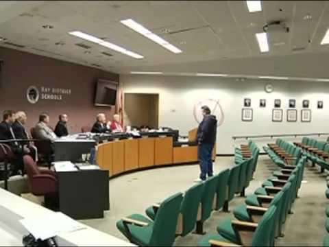 School Board Meeting Shooting In Florida : Clay Duke Killed Mike Jones Hero