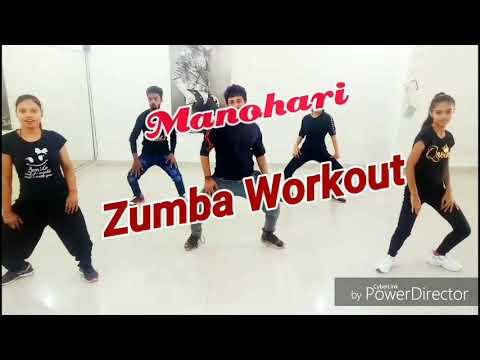 Manohari Zumba dance ! daily routine !  Bahubali