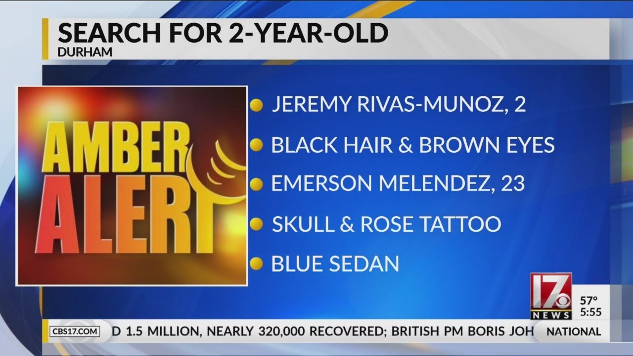 Amber Alert issued for boy abducted near San Antonio