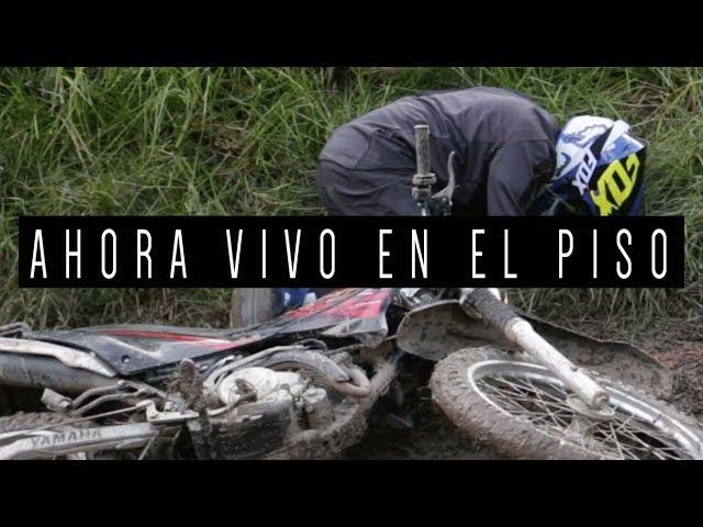 AHORA VIVO EN EL PISO | WR450F - YZ250 - XTZ 125