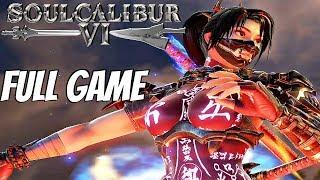 SOUL CALIBUR 6 - Soul Chronicle Walkthrough (STORY MODE) FULL GAME
