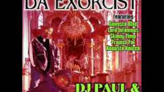 DJ Paul & Juicy J-Psychopathic Lunatic