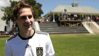Benedikt Höwedes, Nutella 2011: Making Of zum Spot