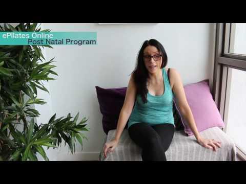 Diastasis Recti - Clare's results ePilates Online Post Natal Program