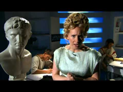 Horrible Histories  Julius Caesar is killed