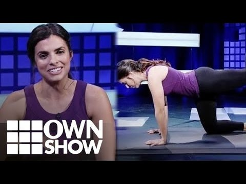 TONE And TIGHTEN Your Glutes Without Doing Squats | #OWNSHOW | Oprah Online