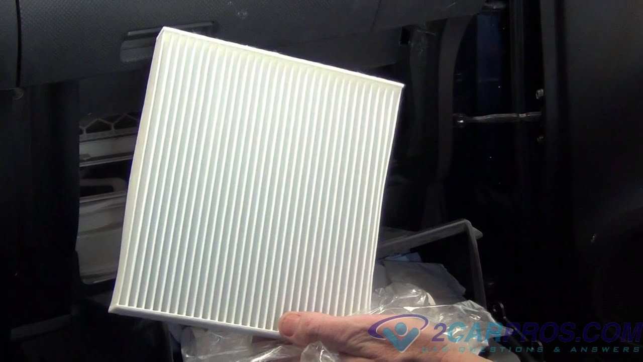 Air Cabin Filter Replacement Scion Xd