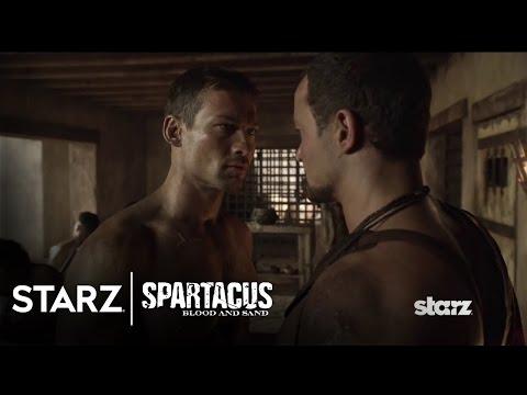 Spartacus  Blood and Sand  Ashur  STARZ