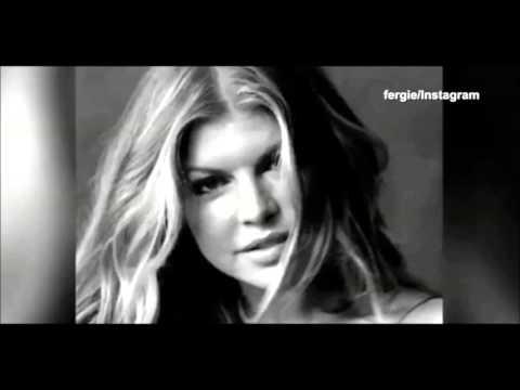 Fergie Topless in Calvin Klein Underwear Full HD Video