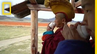 Millennial Monks Adapt to a Modernizing World | National Geographic