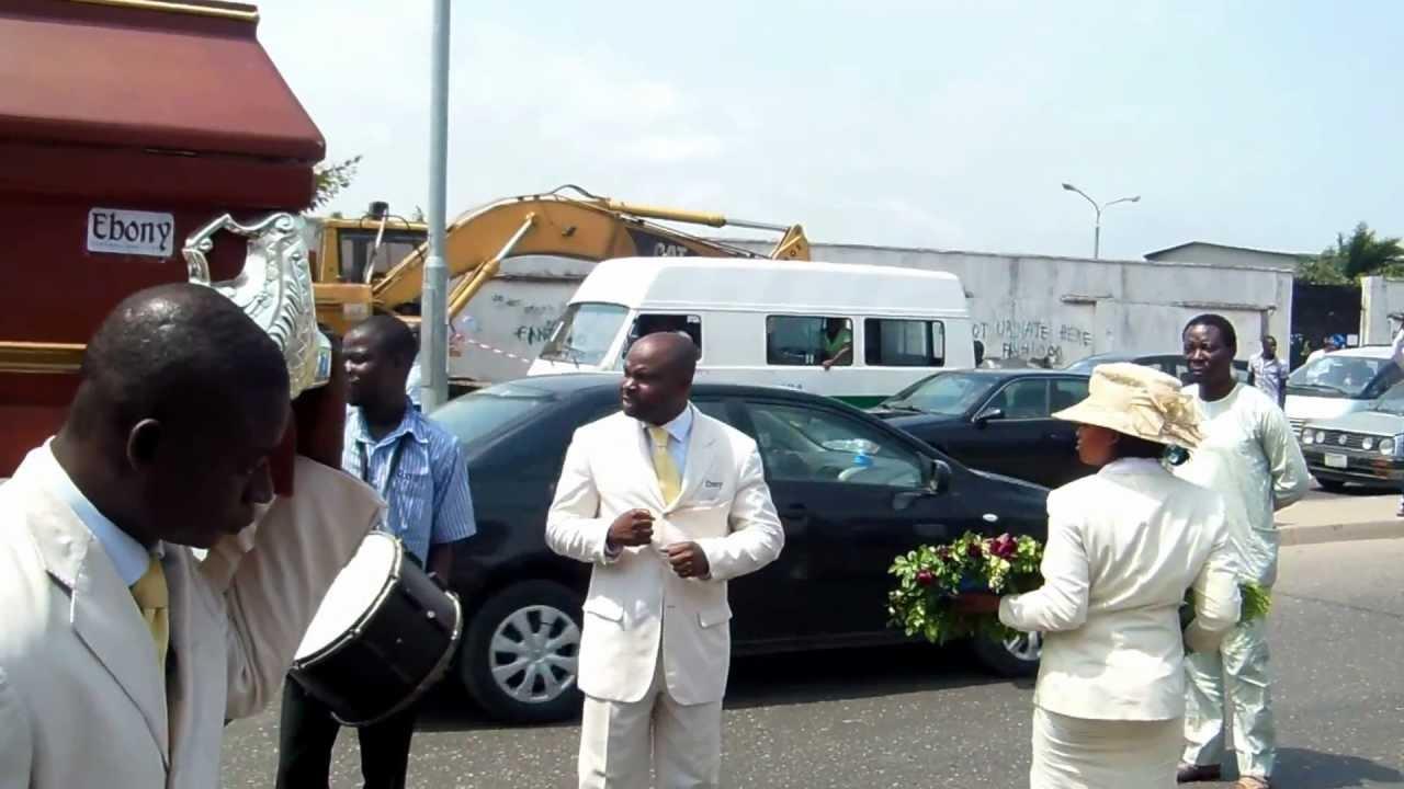 Ebony funeral services nigeria