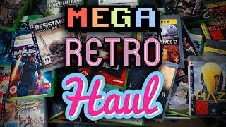 40+ Spiele und keine 80 Euro bezahlt! PS3 & Xbox360 Sparfuchs Retro-Haul (Ausgepackt!-Unboxing)
