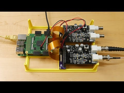 Icoboard Software Defined Radio Platform | Hackaday