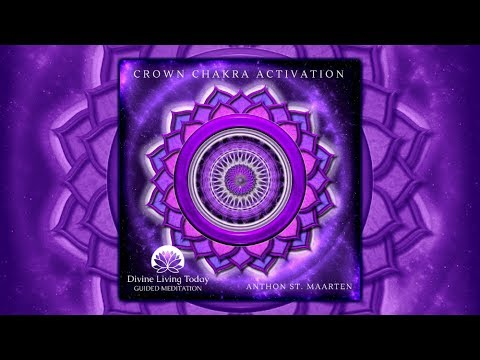 Crown Chakra Activation Guided Meditation - Audio Preview ...