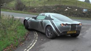 Nemesis EV - Cruising With The 151 MPH Electric Record Holder