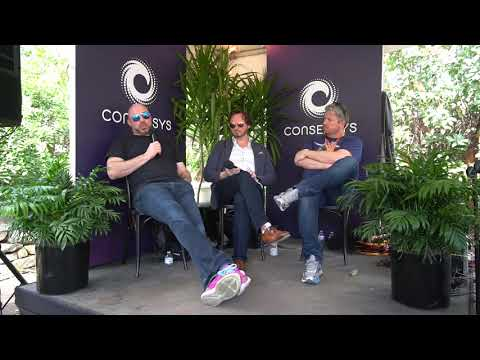 Blockchain And The Future Of Banking (SXSW 2019) - Jeremy Millar And Tim Grant