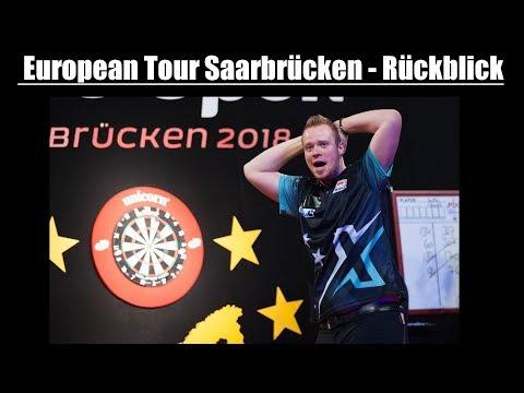 PDC Darts European Tour 2018 Saarbrücken - PDC Geschichte! Max Hopp holt sich den Sieg