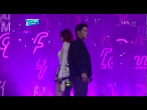 [HD繁中] NS Yoon G (NS 允智) - If You Love Me @ 人氣歌謠