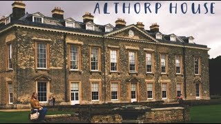 A Visit To Althorp House ~ August 2017