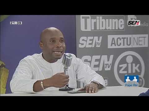FACE A PAPE ALE du mercredi 15 janv. 2020 : Barthelemy Dias fait de grave relevation
