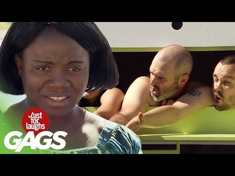 Naked & Afraid - Just For Laughs Gags