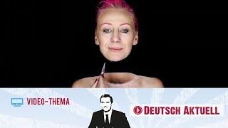Mit Bodypainting zum Youtube-Star | Deutsch lernen mit Videos