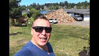 Америка в дрова..х!!!Купание в районе Сиэтла? Обзор района вокруг Озера штат Вашингтон!!!