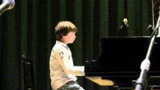 Christopher Norton, Jazz Waltz