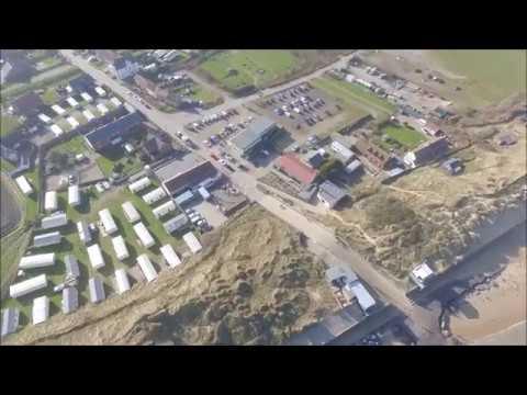Sea Palling filmed with a Phantom 3 Advanced drone