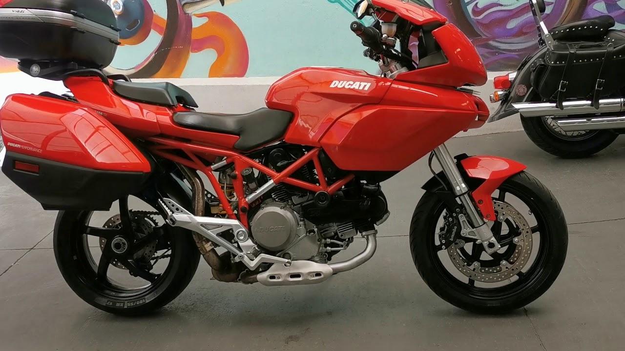 Ducati Multistrada 1100 Prezzo, Scheda tecnica e Foto