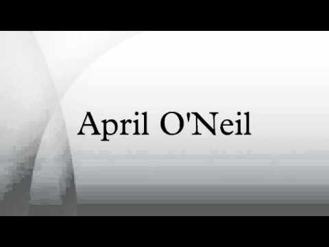April O'Neil