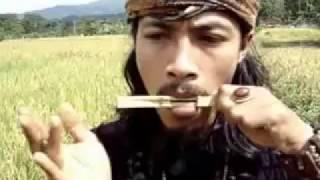 Alat Musik Tiup Tradisional Sunda, Karinding  2
