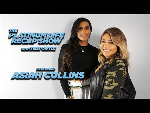 Asiah Collins Talks Screaming Argument With Crystal Smith On The Platinum Life