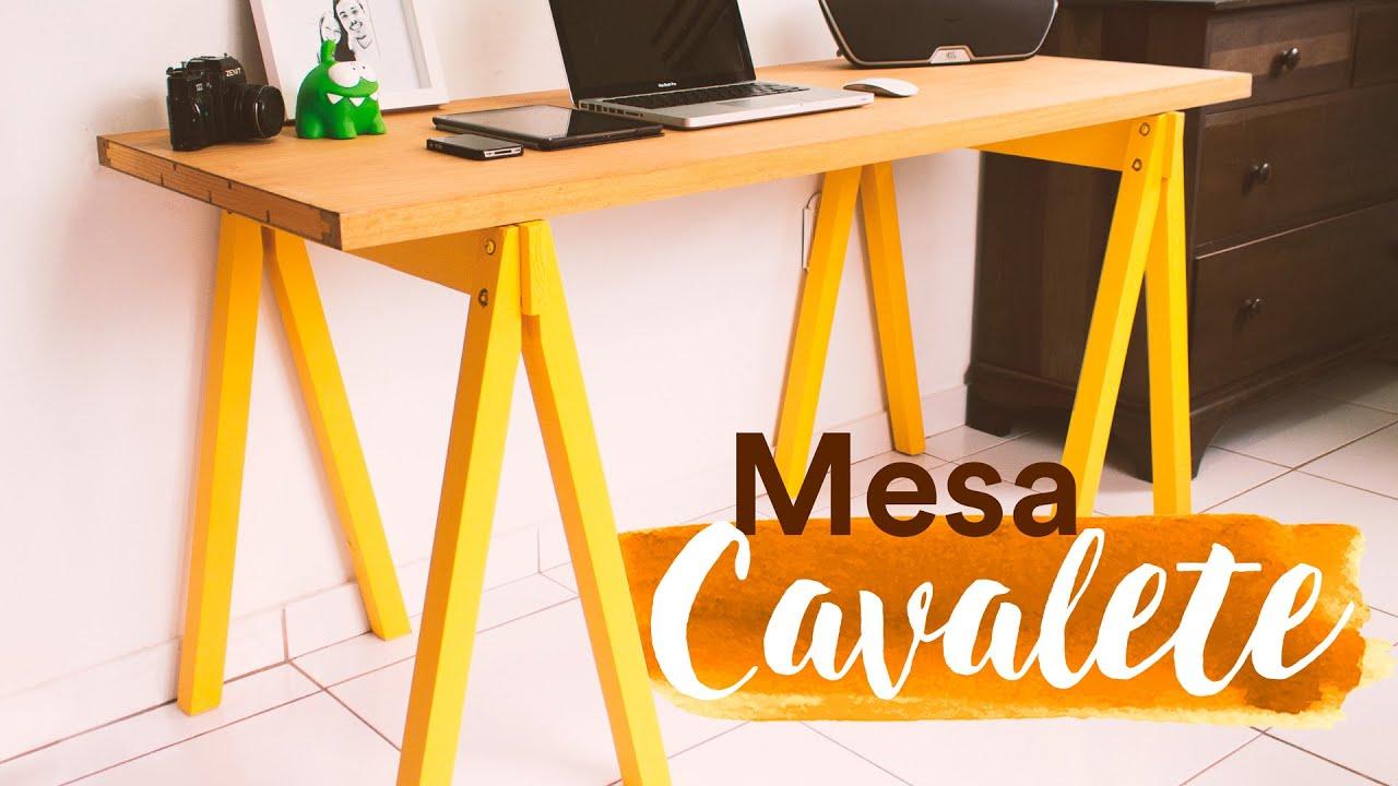 DIY MESA CAVALETE #ReformaNamorado 2016 12 28 #CA9901 1920x1080