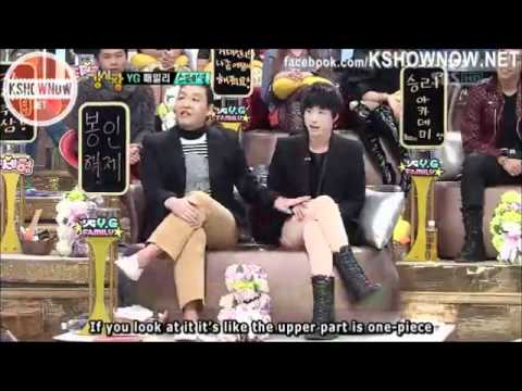 ENG SUBS Strong Heart YG Family Special EP123 part 18