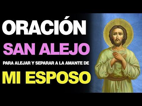 🙏 Poderosa Oración a San Alejo PARA ALEJAR Y SEPARAR A LA AMANTE de mi Esposo 🙇