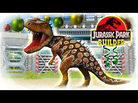 Jurassic Park Builder XMas Special - Giganotosaurus
