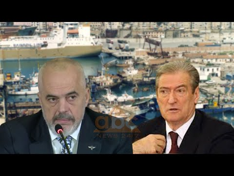 """Premtimet per portet"", Rama: Projekte ne proces, Saliu arriti rekord boteror   ABC News Albania"