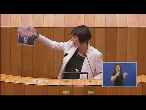 Intervención completa de Ana Pontón no Debate sobre o estado da nación galega 2019